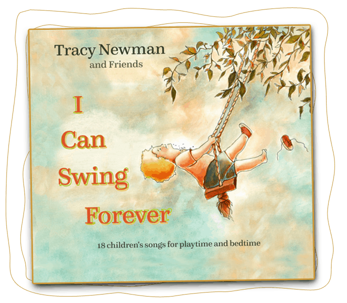 Award-Winning CD for Kids,