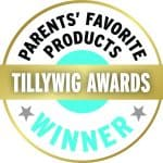 Tillywig Award for Shoebox Town CD for Kids