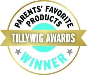 Tillywig Award for Shoebox Town CD for Kids