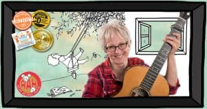 Librarians, Get the multi award-winning children's music CDs from Tracy Newman